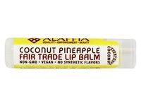 Alaffia Coconut Pineapple Lip Balm, 0.15 Ounce - Image 2