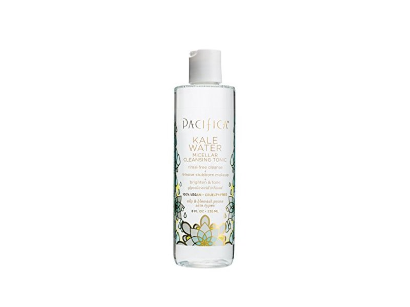 Pacifica Kale Water Micellar Cleansing Tonic, 8 fl oz/236 ml