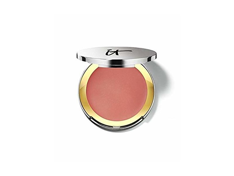 IT Cosmetics CC+Vitality Brightening Creme Blush, Naturally Pretty