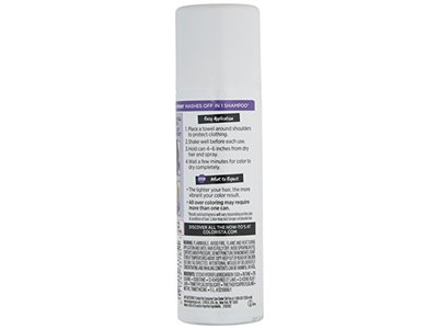 L'Oreal Paris Hair Color Colorista 1-Day Spray, Purple, 2 Ounce - Image 3