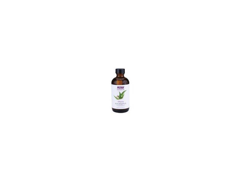 Now Foods 100% Pure Eucalyptus Oil, 4 fl oz