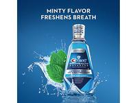Crest Pro-Health Advanced, Extra Deep Clean Fresh Mint Mouthwash, 33.8 fl. oz. - Image 7