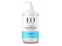 EO Essential Oils Hand Sanitizer Gel, Unscented, 32 fl oz - Image 2