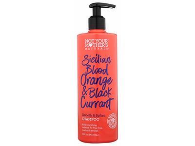 Not Your Mother's Shampoo, Sicilian Blood Orange & Black Currant, Smooth & Soften, 16 fl oz/473 mL