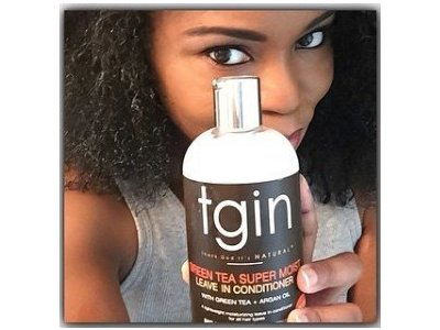 tgin Green Tea Leave-In Conditioner - Image 5