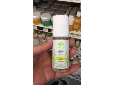 Nature's Gate Vitamin E Acetate Skin Oil, 1. fl oz - Image 3