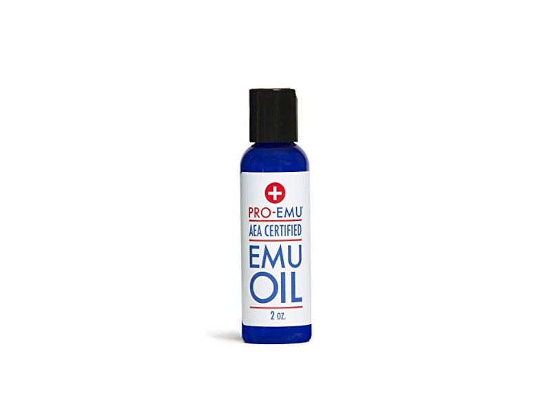 Pro Emu AEA Certified Emu Oil, 2 oz