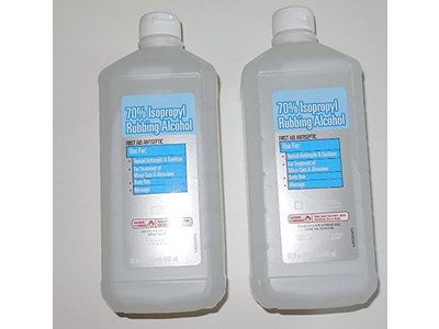 70 % Rubbing Alcohol Isopropyl 2x32 Oz, Walmart