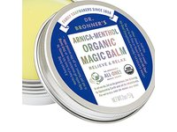 Dr. Bronner's Arnica-Menthol Organic Magic Balm, 2 oz - Image 4