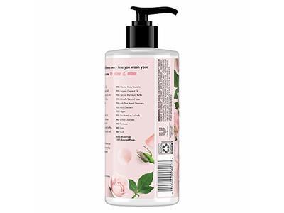 Love Beauty and Planet Bountiful Bouquet Murumuru Butter & Rose Hand Wash, 13.5 fl oz - Image 9