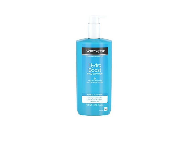 Neutrogena Hydro Boost Hydrating Body Gel Cream, 16 oz