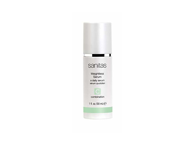Sanitas Skincare Weightless Serum, Lightweight Serum, 1 fl oz