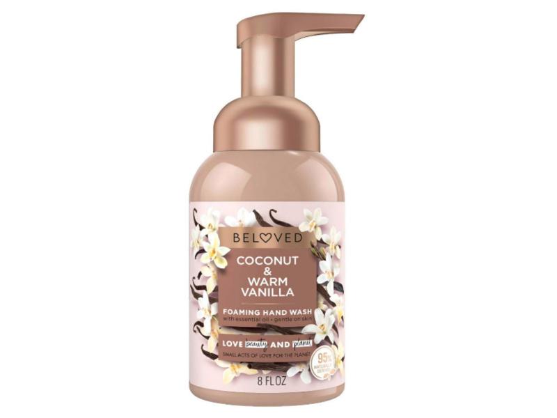 Love Beauty And Planet Beloved Foaming Hand Wash, Coconut & Warm Vanilla, 8 fl oz