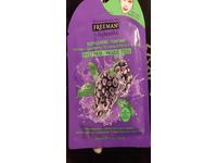 Freeman Feeling Beautiful Deep Clearing Tea Tree + Blackberry Sheet Mask, 1 mask 0.84 fl oz - Image 3