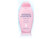 Shower To Shower Body Powder, Original Fresh, 8 oz - Image 1