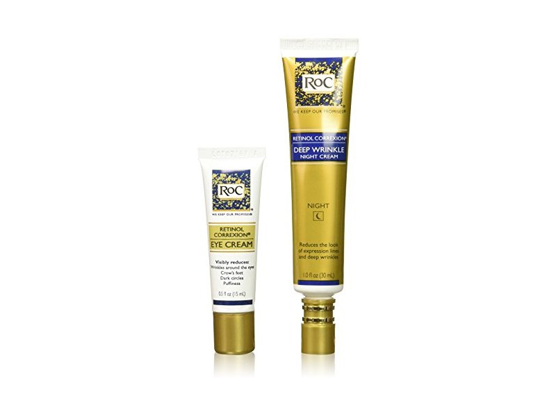 RoC Retinol Correxion Deep Wrinkle Repair Pack Ingredients