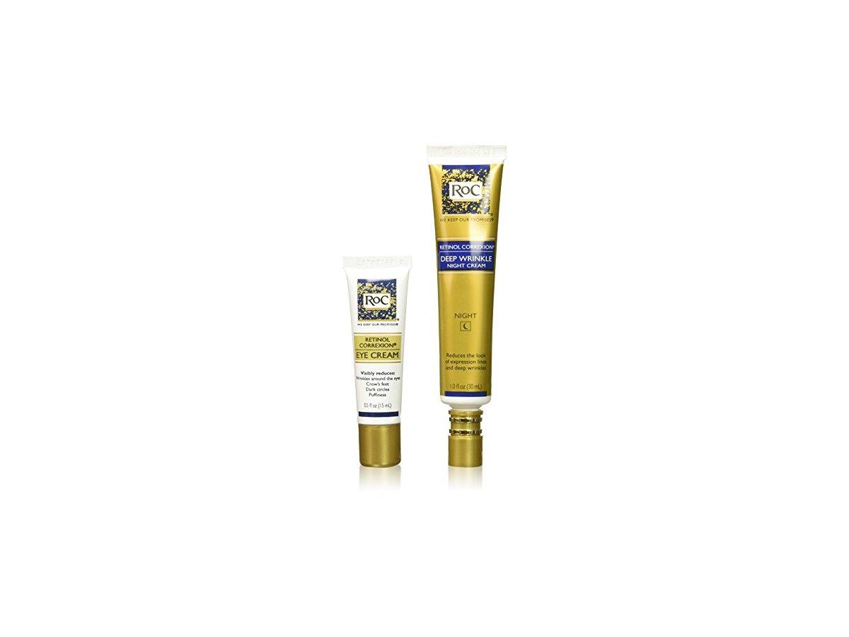 RoC Retinol Correxion Deep Wrinkle Repair Pack Ingredients