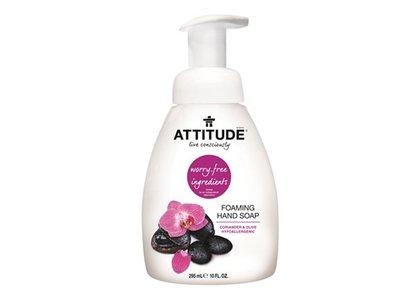 Attitude Foaming Hand Soap, Coriander & Olive, 10 fl oz