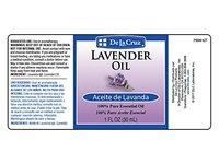 De La Cruz Pure Lavender Essential Oil, 1 fl oz - Image 5