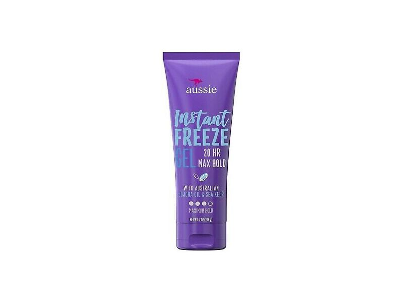 Aussie Instant Freeze Gel, 7 oz