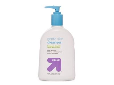 Up & Up Gentle Skin Cleanser, 16 fl oz - Image 1