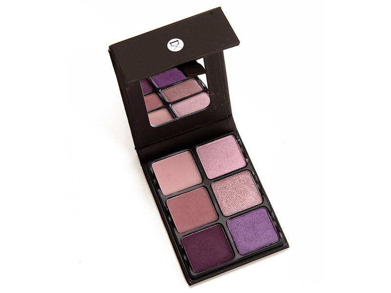 Viseart Theory Eyeshadow Palette, Amethyst, 0.42 oz