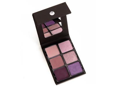 Viseart Theory Eyeshadow Palette, Amethyst, 0.42 oz
