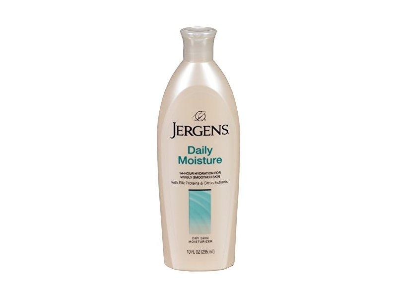 Jergens Daily Moisture, 10 Fluid Ounce