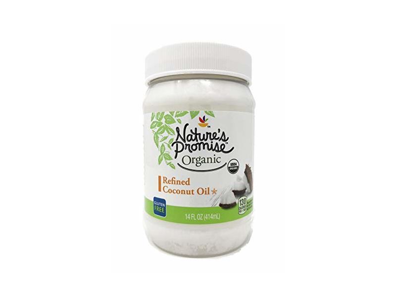 Nature's Promise Organic Refined Coconut Oil, 14 fl oz