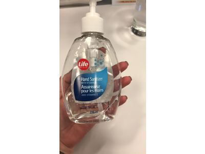 Life Brand Hand Sanitizer with Vitamin, 236 mL