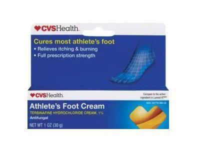 CVS Health Athlete's Foot Cream, 1 oz