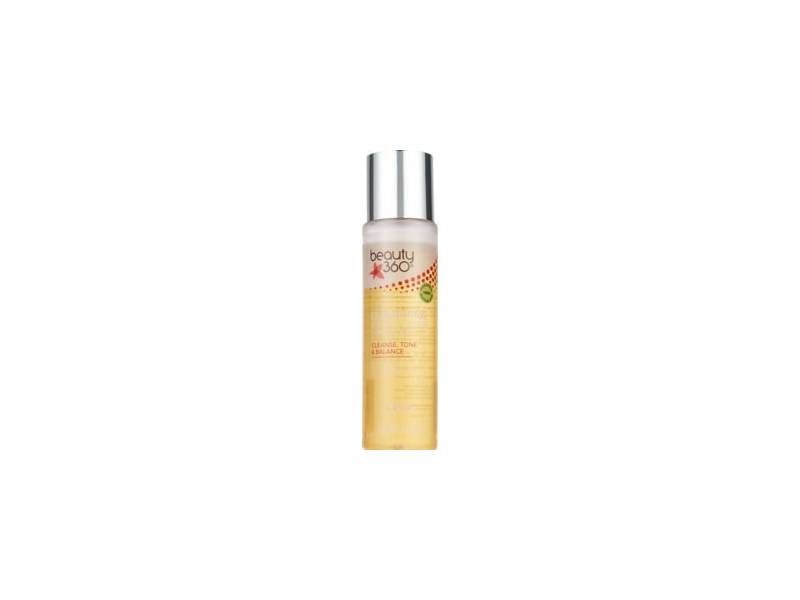 Beauty 360 Clarifying Apple Cider Vinegar Toner, 6 oz