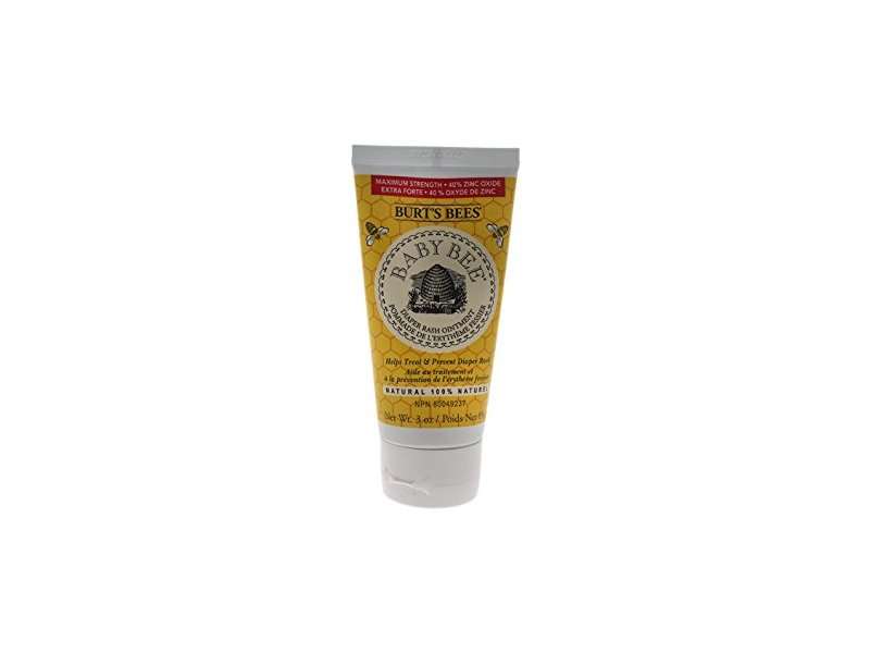 Burt's Bees Baby Bee Diaper Ointment, 3 ounces