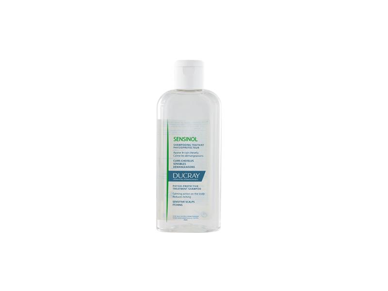 Ducray Sensinol Physio-Protective Shampoo, 200 mL