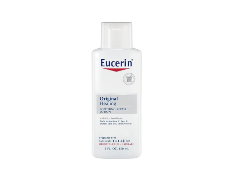 Eucerin Original Healing Soothing Repair Lotion, 5 oz