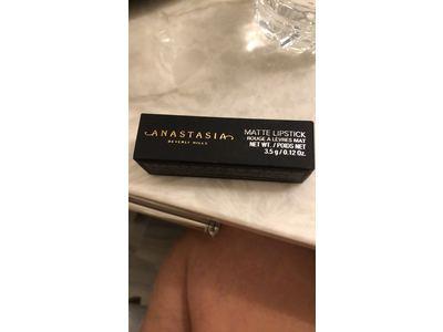 Anastasia Beverly Hills Matte Lipstick (Hollywood) - Image 3