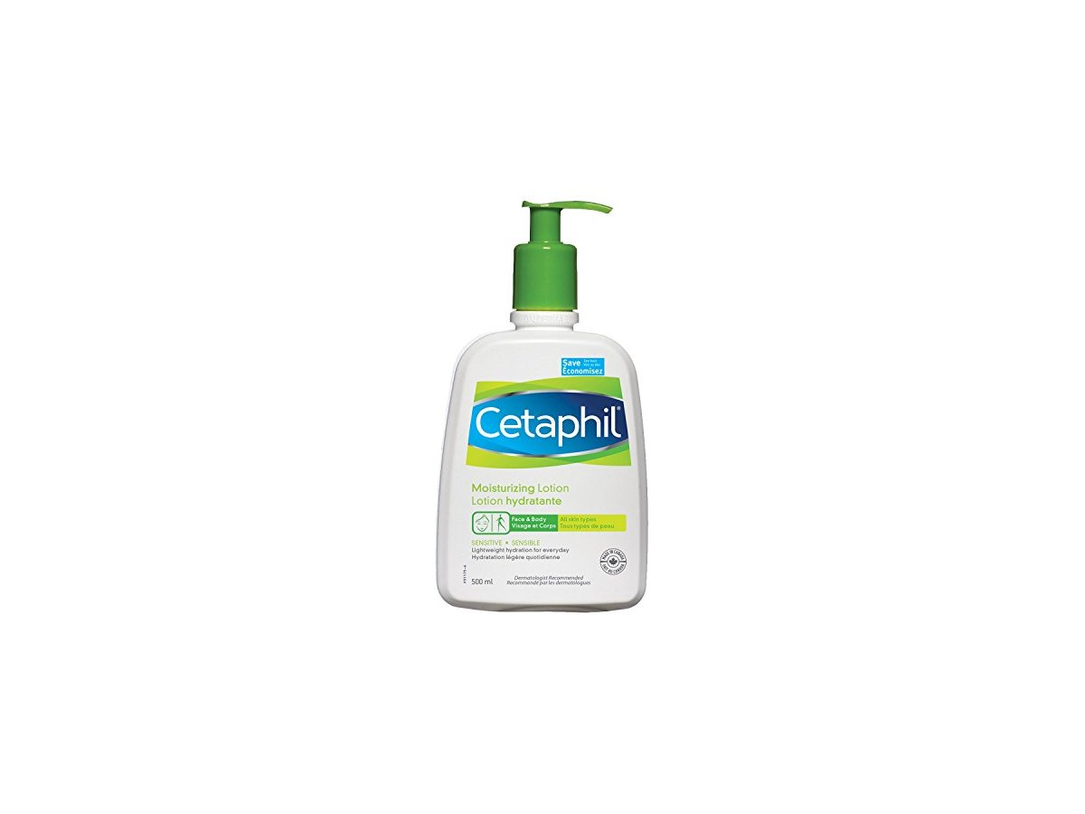 Cetaphil Moisturizing Lotion 500ml Ingredients And Reviews
