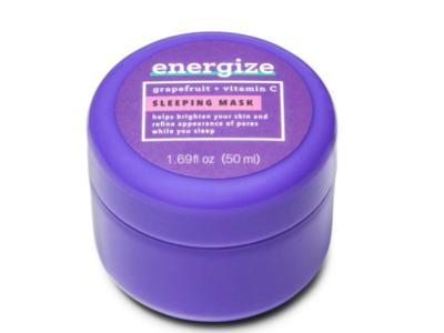 Target Energize Grapefruit + Vitamin C Sleeping Mask, 1.69 fl oz/50 ml