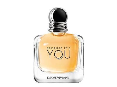 Giorgio Armani Because It's You Fragrance, 1.2 mL