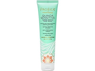 Pacifica Quinoa Sensitive Super Gently Face Wash, 5 fl oz
