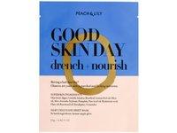 Peach & Lily Good Skin Day Drench + Nourish Sheet Mask, 0.85 fl oz - Image 2