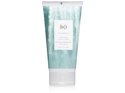 R+Co Moisture + Shine Lotion, Waterfall, 5 fl oz