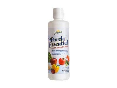 Purely Essential Fruit & Vegetable Wash, 16 fl oz (Pack of 16)