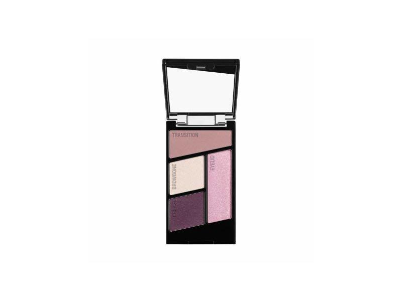 Wet N Wild Color Icon Eyeshadow Quad, Petalette 344B, .16 oz