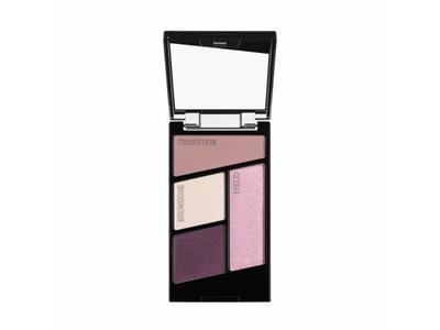 Wet N Wild Color Icon Eyeshadow Quad, Petalette 344B, .16 oz - Image 1