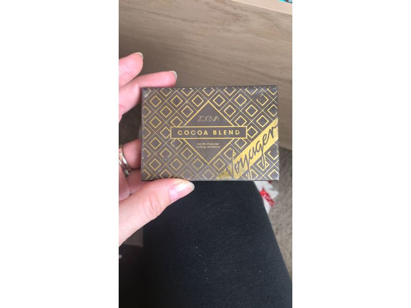 Zoeva Cocoa Blend Voyager Blend