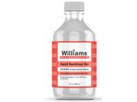 Williams Hand Sanitizer Gel, 8 fl oz/236 mL - Image 2