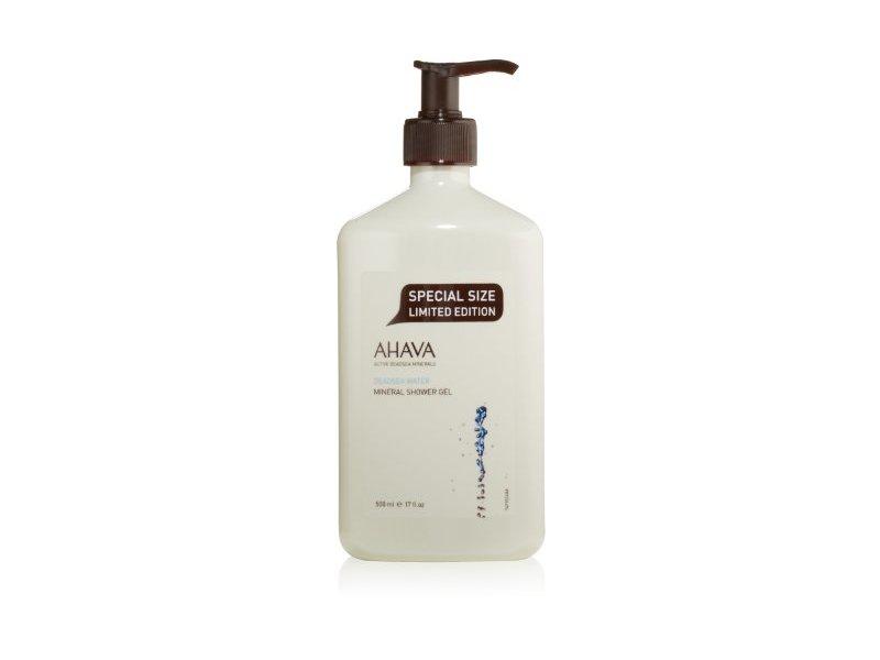 AHAVA Mineral Shower Gel, 17 fl oz