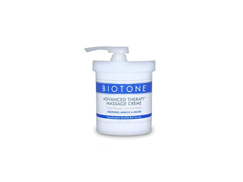 Biotone Advanced Therapy Massage Creme, 16 fl oz