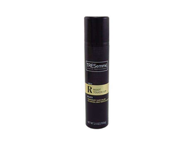 Tresemme Root Touch - Up Temporary Hair Color Spray, Black, 2.5 oz